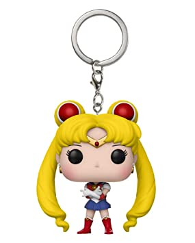 Horror-Shop Sailor Moon Llavero Bolsillo Pop: Amazon.es ...