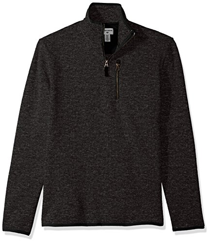 Dockers Men's Quarter Zip Sweater Fleece