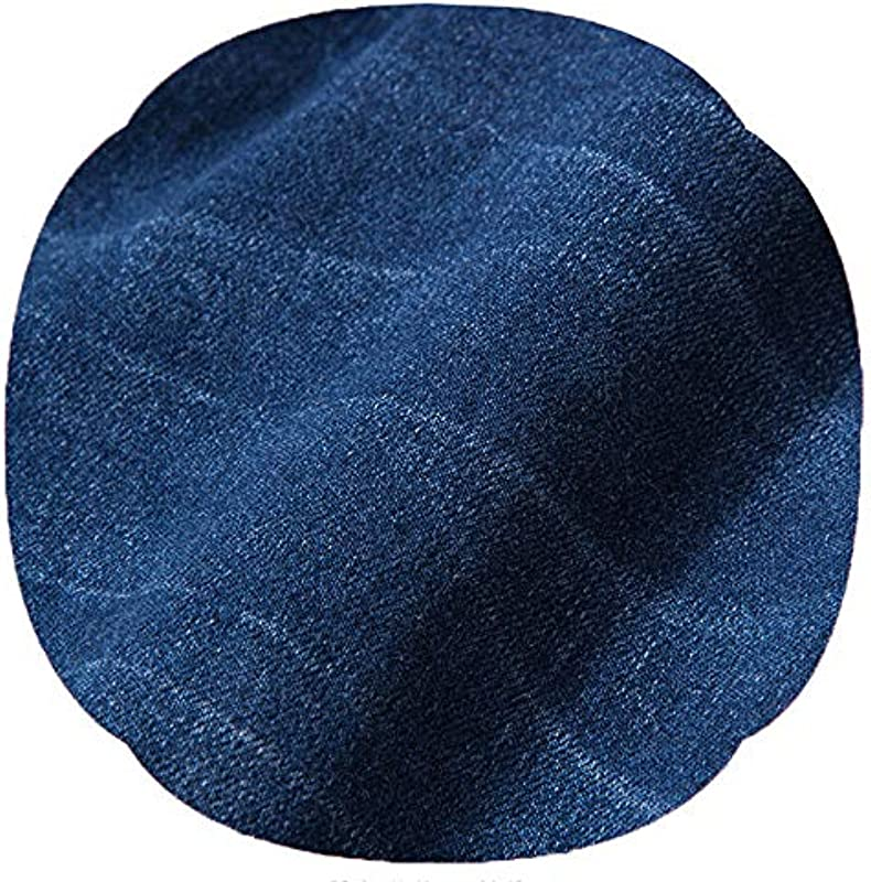 Jeans Männer Elastische Taille Plus Size Denim Pants Big Size: Odzież