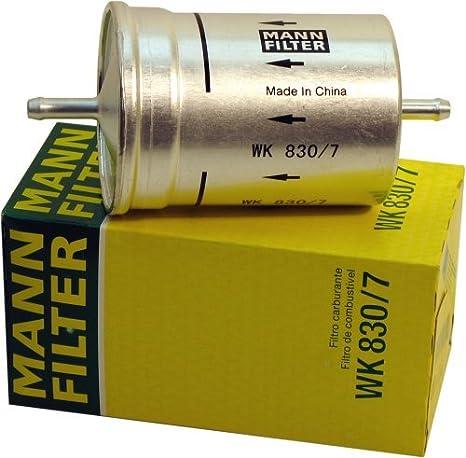 MANN WK 830 Fuel Filter