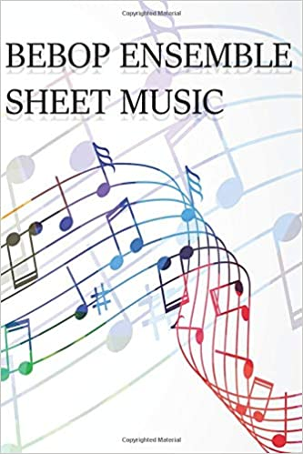 Bebop Ensemble Sheet Music Sheet Music Book Michael B