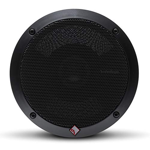 "Rockford Fosgate P1650 Punch 6.5"" 2-Way Full Range Euro Fit Compatible Speaker (Pair)"
