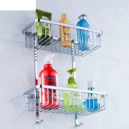 30%OFF Stainless steel bathroom shelf / sanitary/ shower rack/Bathroom wall hanging-B
