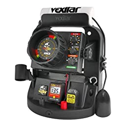 Vexilar UP1812D FL-18 Ultra Pack 12-Degree Ice-Ducer Combo with DD-100