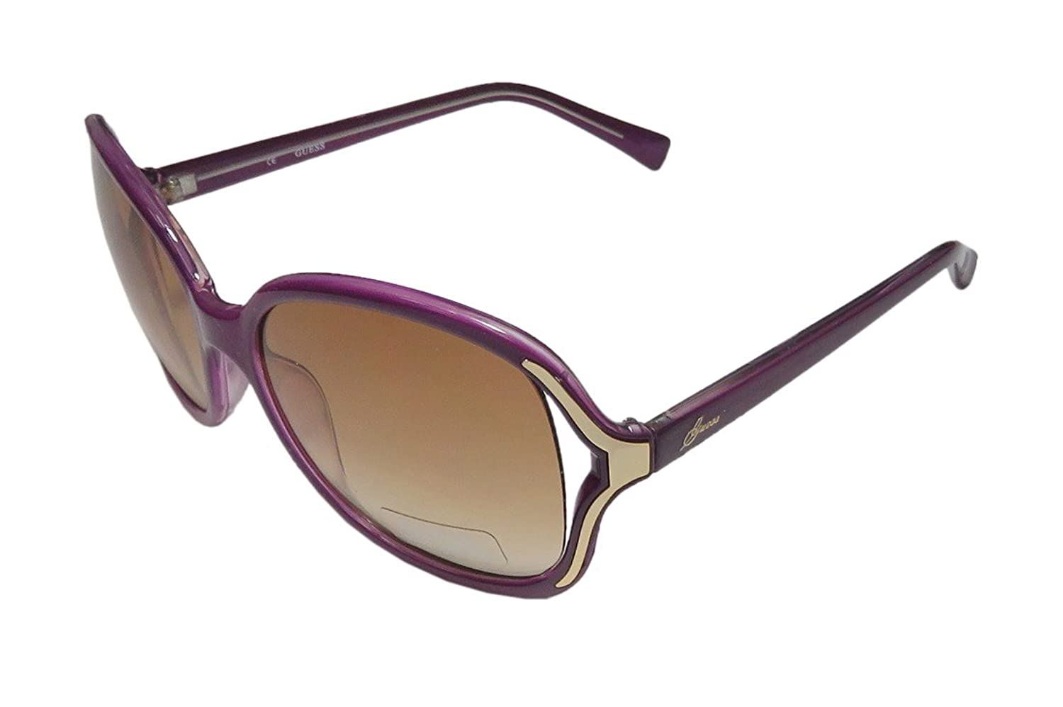 Guess 228 Womens/Ladies Designer Full-rim Gradient Lenses Sunglasses/Shades