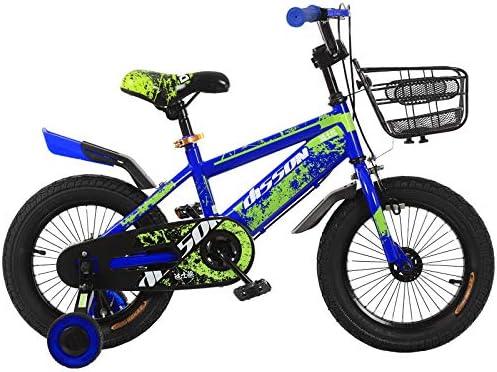 QLHQWE 12/14/16/18 Pulgadas niño en Bicicleta niño y niña de la ...