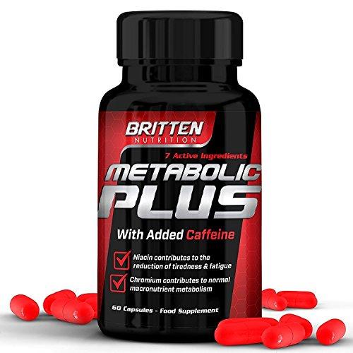 Metabolic Plus | Fat Burner For Men & Women | 100% Money Back Guarantee | 1...