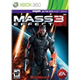 Mass Effect 3 - Xbox 360 Standard Edition