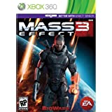 Mass Effect 3 - Xbox 360 Standard Edition