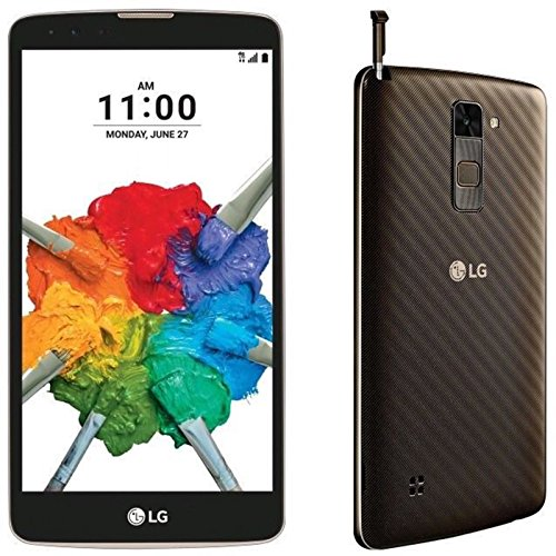"LG Stylo 2 Plus 5.7"" 4G LTE Stylus SmartPhone with fingerprint security T-Mobile"