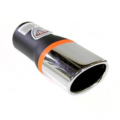 Autohobby 367 - Embellecedor de tubo de escape, universal ...