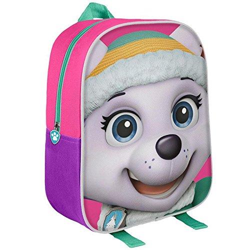678c055854c75f Zaino zainetto scuola asilo Paw Patrol EVEREST Skye 3D - zaino zainetto  bambina Paw Patrol