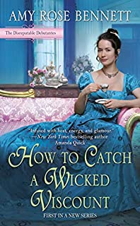 Book Cover: How to Catch a Wicked Viscount