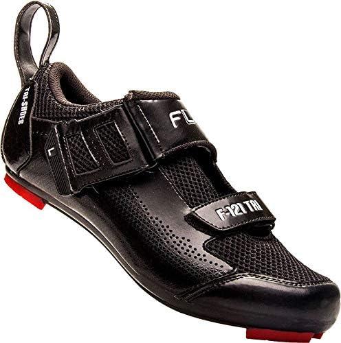 FLR F-121 Triathlon Shoe in Black