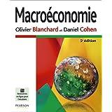 Macroéconomie              5/e (blanchard)