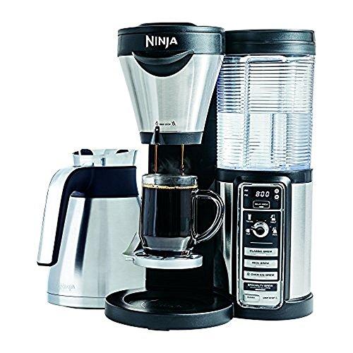 Ninja Coffee Brewer with Knox mugs, Milk Frother, Urnex Descaling Powder (4 pk) by Ninja (Image #6)