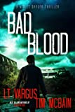 img - for Bad Blood (Violet Darger) (Volume 4) book / textbook / text book