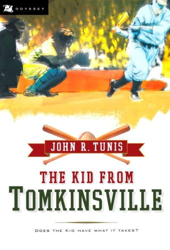 Book cover for The Kid from Tomkinsville