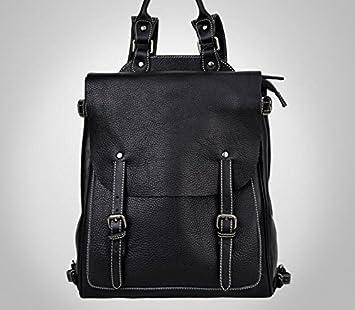 9a2e6633a8a60 DJB Retro Schultertaschen Man Bag Retro Wildleder Leder Handtasche Rucksack