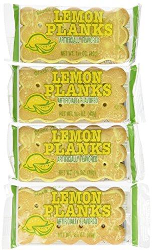 Uncle Al's Lemon Stage Plank Cookie 12 Pk.