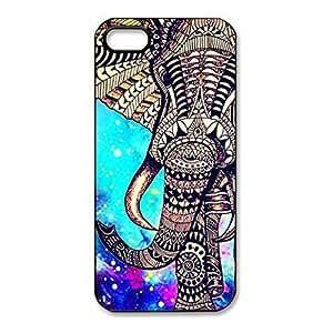 Custom Elephant Aztec Cover Case for iphone 6 plus 5.5 - Indian Elephant