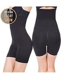 Womens Shapewear Tummy Control Shorts Brilliance...