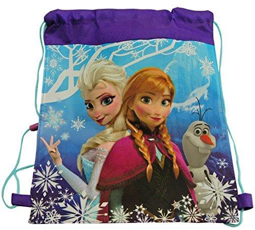 Disney Frozen Non-woven Nylon Sling Bag with Disney Frozen 20 Piece Hair Accessory Set, Disney Frozen Kiss It Paint It Makeup Kit and Disney Frozen Nail Kit by Disney (Image #4)