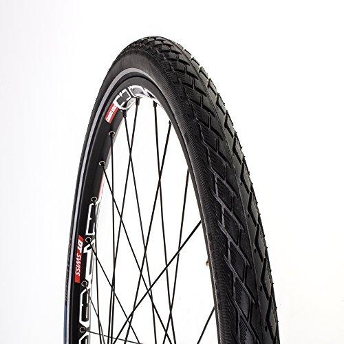 Schwalbe Marathon HS 368 Road Bike Tire (26x1.5, Allround Wire Beaded, Reflex)