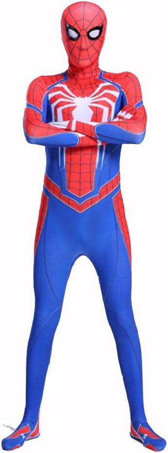 Hero-costume Disfraz de Spiderman para niños, superhéroe, para ...