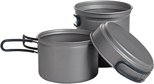 Utensilios de cocina de titanio para: Amazon.es: Deportes y ...