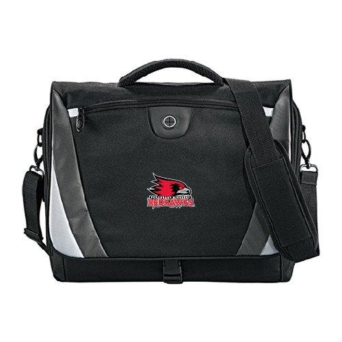Southeast Missouri Slope Black/Grey Compu Messenger Bag 'Official Logo' by CollegeFanGear
