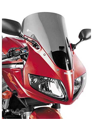 Zero Gravity Sport Touring Light Smoke Windscreen Kawasaki Ninja 650R - 650r Ninja Windscreen