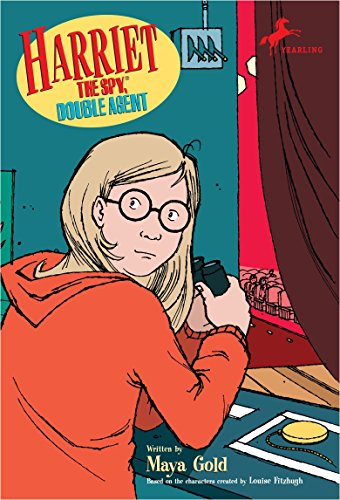 Harriet the Spy, Double Agent (Harriet the Spy Adventures (Dell Yearling Book))