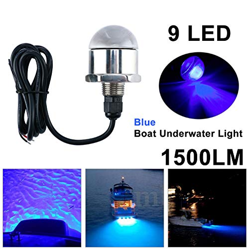 Underwater Drain Plug Led Light in US - 6