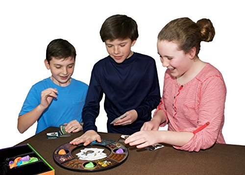 Ninja Squirrels Family Board Game Fun Toy