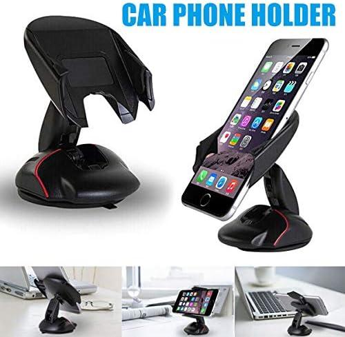 Pergrate 2020 Creative Mouse Car Bracket Phone Holder Adjustable Foldable Silicone Suction Windshield Lazy Cellphone Holder Black Küche Haushalt