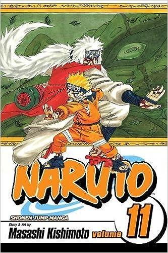 Amazon.com: Naruto, Vol. 11: Impassioned Efforts ...