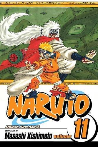 Naruto, Vol. 11: Impassioned Efforts (Tapa Blanda)