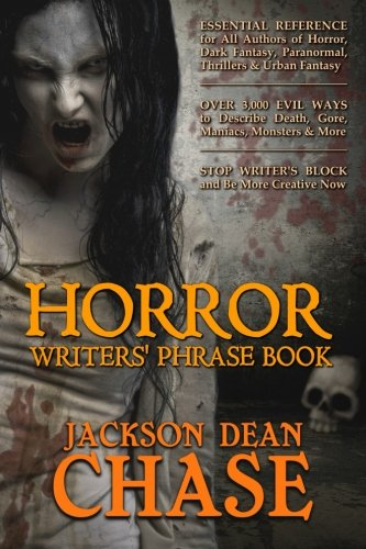 Horror Writers Phrase Book Paranormal