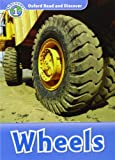 Wheels Audio CD Pack (Oxford Read and Discover: Level 1)