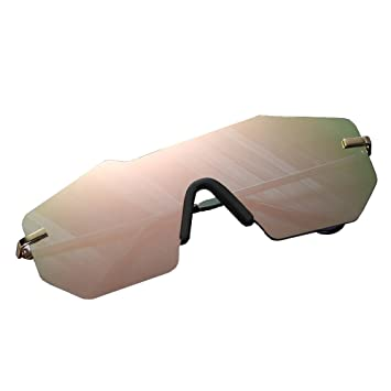 Gafas De Sol Personalizadas, Gafas De Pieza De Metal Al por ...