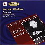 Brahms : Symphonies n? 1 Ó 4