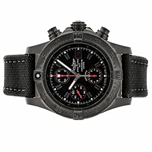 Breitling Avenger automatic-self-wind mens Watch M133802C/BC73 (Certified Pre-owned)