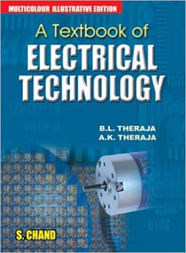 Buy A Textbook Of Electrical Technology Book Online At Low Prices In India