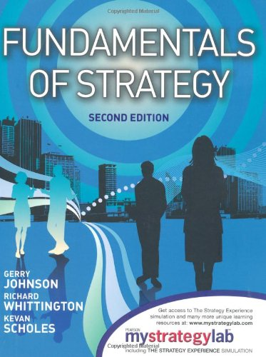 Read Online Fundamentals of Strategy pdf
