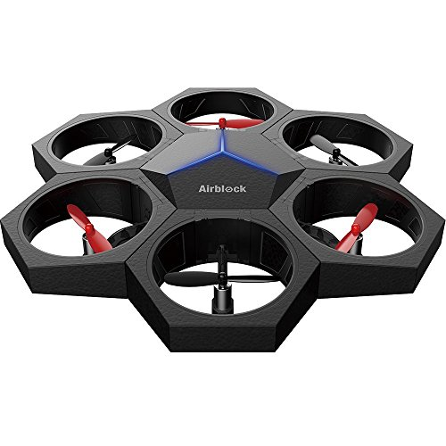 Modular Starter (Airblock: The Modular and Programmable Starter Drone)