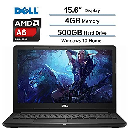 Amazon Com 2018 Newest Dell Flagship Inspiron 15 6 1366x768 Hd
