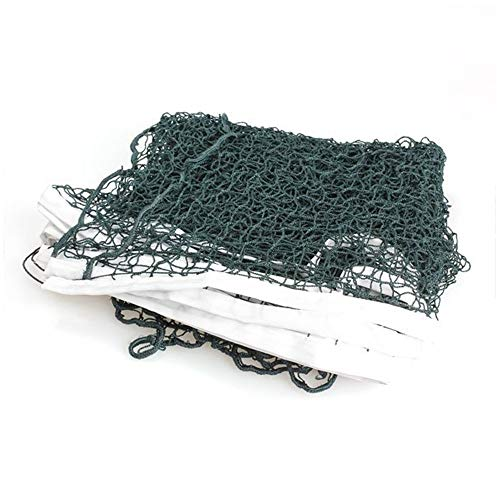 andy cool Premium Quality Adjustable Foldable Training Badminton Net Regulation Nets