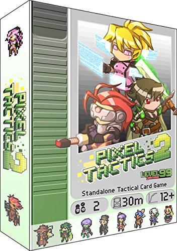 Amazon Level 99 Games Pixel Tactics 2 Card Game Toys
