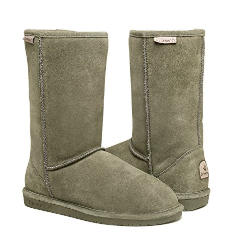 BEARPAW Women's Emma Medium Shearling Boots 610-W (9 B(M) US, (Low Priced Boots)
